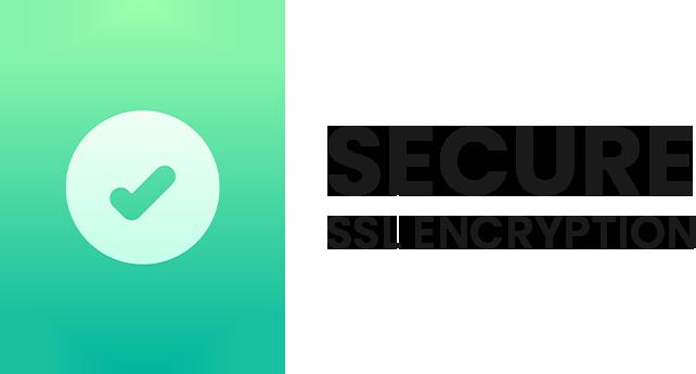 ssl secured logo